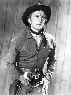 Man Without a Star, Kirk Douglas, 1955