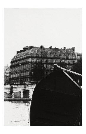 Over the Boat, Seine River, Paris