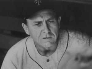 Manager of the Ny Mets Gil Hodges