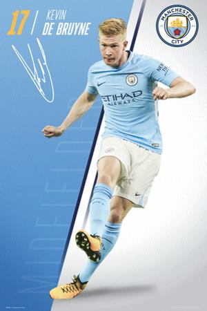 Manchester City - De Bruyne 17/18