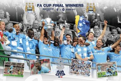 Manchester City-FA Cup Winners