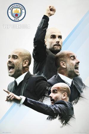 Manchester City- Pep Guardiola 16/17