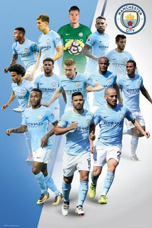 Manchester City - Players 17/18