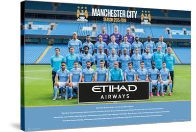 Manchester City- Team 15/16