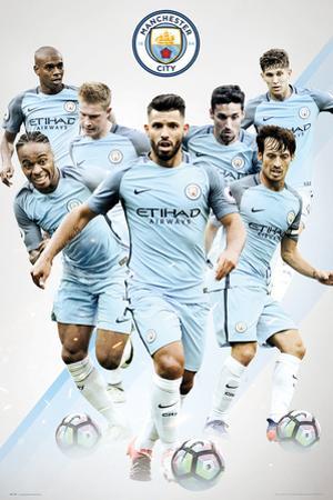 Manchester City- Team