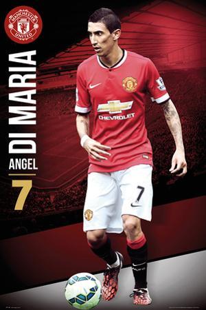 Manchester United Di Maria 14/15