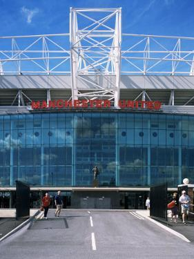 Manchester United Football Stadium, Old Trafford, Manchester, England, United Kingdom by G Richardson
