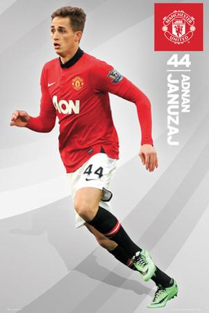 Manchester United - Januzaj 13/14