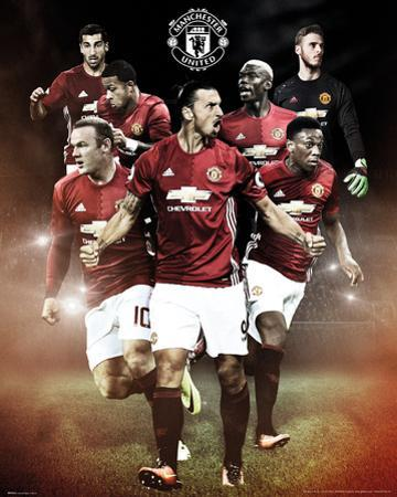 Manchester United- Players 16/17