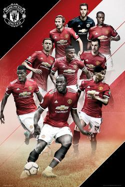 Manchester united fc posters at allposters voltagebd Images