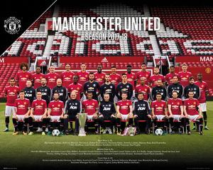 Manchester United - Team 17/18
