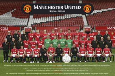 Manchester United-Team Photo-2011-2012