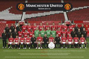 Manchester United-Team Photo-2011-2012