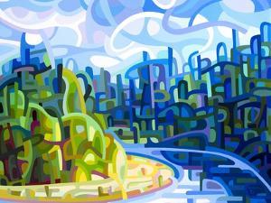 July Progression by Mandy Budan