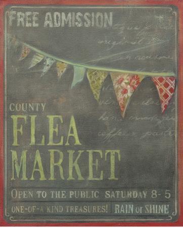 County Flea Market by Mandy Lynne