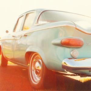Vintage Car by Mandy Lynne