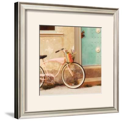 Vintage Pink Bike