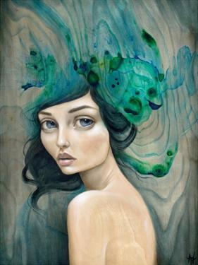 Mermaid by Mandy Tsung