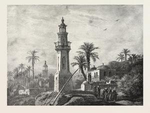 Manfaloot, Egypt, 1879