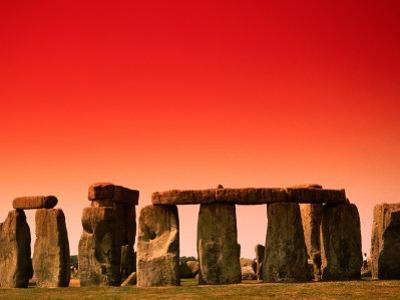 Stonehenge at Sunrise, Stonehenge, United Kingdom