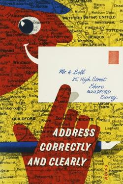 Address Correctly and Clearly by Manfred Reiss