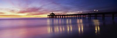 Manhattan Beach Pier, Manhattan Beach, San Francisco, California, USA