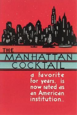 Manhattan Cocktail, Skyline