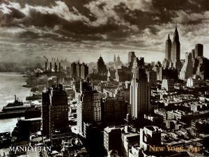 Manhattan New York, 1931