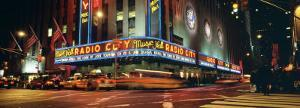 Manhattan, Radio City Music Hall, New York City, New York State, USA