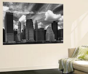 Manhattan Skyline, New York, USA, 2005