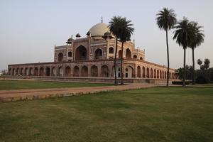 HUMAYUN Tomb, Delhi, India by Manoj Photography