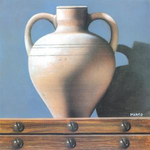 Pottery I by Manso
