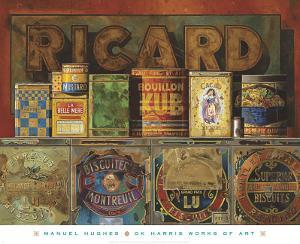 Ricard by Manuel Hughes