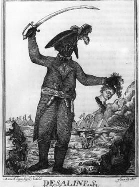 Jean Jacques Dessalines, a Leader of the Haitian Revolution, 1806 by Manuel Lopez