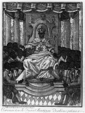 Jean-Jacques Dessalines, Emperor of Haiti, 1806 by Manuel Lopez