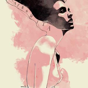 Afrodita by Manuel Rebollo
