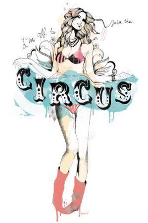 Circus by Manuel Rebollo