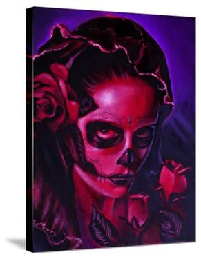 Day of Dead Mary by Manuel Valenzuela