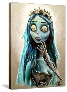 The Blue Bride by Manuela Lai