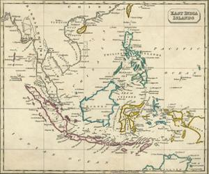 Map East Indies