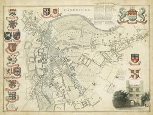Map of Cambridge