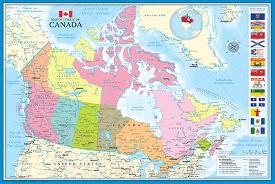 Pics Of Canada Map.Affordable Maps Of Canada Posters For Sale At Allposters Com