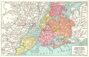 map of greater new york city