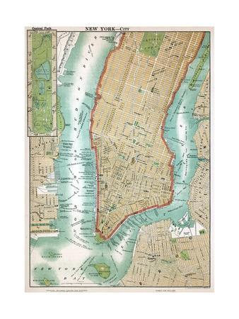 https://imgc.allpostersimages.com/img/posters/map-of-lower-manhattan-and-central-park_u-L-PR6M8L0.jpg?p=0