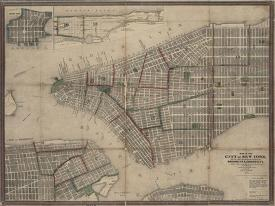 Affordable Maps of Brooklyn Posters for sale at AllPosters.com