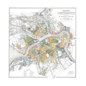 Map of Petersburg