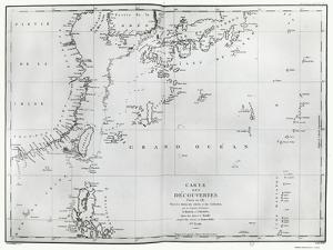 Map of the South China Sea, from the Itinerary of La Perouse, 1787
