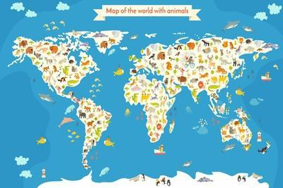 https://imgc.allpostersimages.com/img/posters/map-of-the-world-with-animals-beautiful-colorful-vector-illustration_u-L-Q11TG0O0.jpg?artPerspective=n