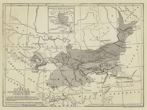 Map of Turkey