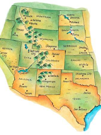 https://imgc.allpostersimages.com/img/posters/map-of-western-united-states_u-L-Q10DBF90.jpg?p=0